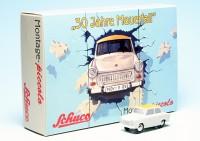 """Piccolo Trabant 601 Limousine als Montagekasten """"30 Jahre Mauerfall"""""""