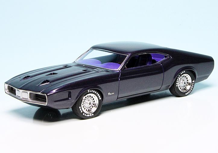 "Checker Cab London >> Ford Mustang Milano Concept (USA) ""Chicago Auto Show 1970 ..."