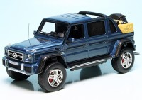 Mercedes-Maybach G650 Landaulet (W463) (2017)
