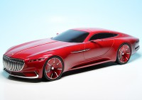 Mercedes-Maybach Vision 6 Coupé (2016)