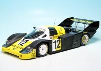 "Porsche 956K Race-car Team Schornstein Racing ""1000km Monza 1984"""