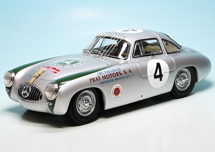 "Checker Cab London >> Mercedes Benz 300SL Rennwagen (W194) ""Carrera Panamericana ..."