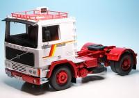 """Volvo FH12 Sattelzugmaschine (1977) """"Auf Achse"""""""