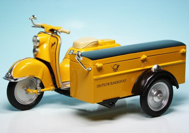 z ndapp bella roller r 204 mit steib lastenbeiwagen 1958. Black Bedroom Furniture Sets. Home Design Ideas