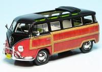 "VW T1a Bulli Samba Bus ""Woody"""