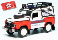 "Land Rover Defender (RHD) (2015) ""Hong Kong Police EOD Bureau Bomb Disposal"""