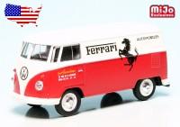 "VW T1 Bulli Kastenwagen (1963) ""Automobiles Ferrari Francorchamps"""