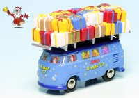"Piccolo VW T1 Bulli Bus ""Schuco Christmas Special 2017"""