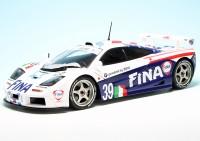 "McLaren F1 GTR Team Bigazzi SRL ""24h Le Mans 1996"""
