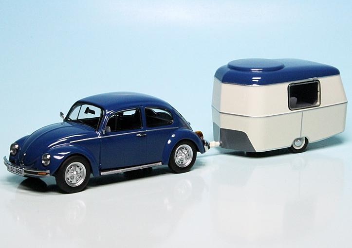 vw k fer 1200 mit hymer eriba puck wohnwagen volkswagen. Black Bedroom Furniture Sets. Home Design Ideas