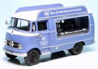 "Mercedes Benz L 319 D Promotion Van with Piccolo NSU Max ""NSU-Werke"""