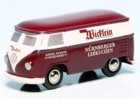 """Piccolo VW T1 Bulli Van """"Wicklein Lebkuchen"""""""