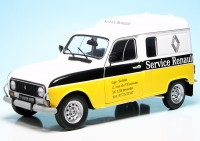 "Renault 4 LF4 Kastenwagen (1975) ""Service Renault"""