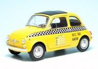 """Fiat 500 (1965) """"N.Y.C. Taxi Cab"""""""