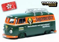 "VW T1 Bulli Kastenwagen Lowrider (1963) ""Jägermeister"""