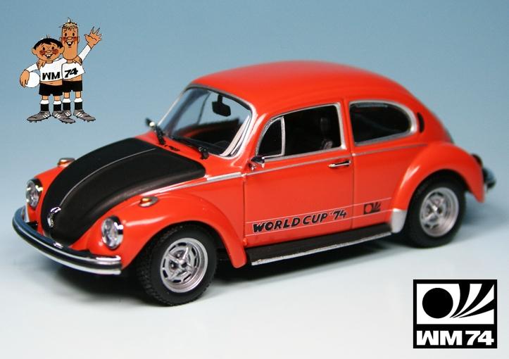 vw k fer 1303 world cup 39 74 volkswagen pkw. Black Bedroom Furniture Sets. Home Design Ideas