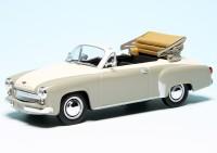 Wartburg A 311 Cabriolet (1958)