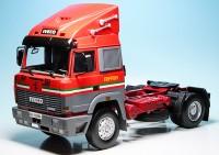 "Iveco Turbostar 190.42 Sattelzugmaschine (1988) ""Ferrari"""