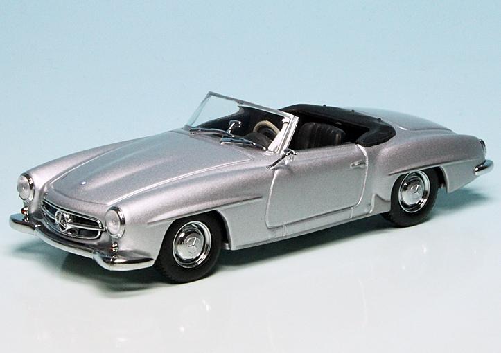 Modellauto Mercedes-Benz 190 SL 1955 Spielzeugautos