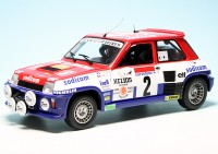 "Renault 5 Turbo Gruppe B ""Rallye d'Antibes 1983"""